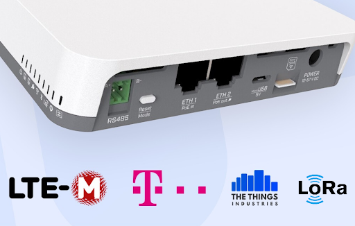 The Things Industries and Deutsche Telekom partner